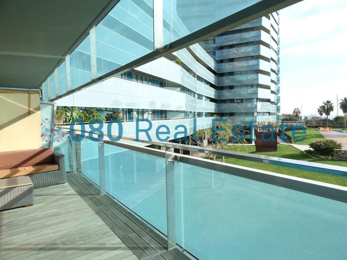 Apartamento en Diagonal Mar