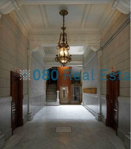 Magnífico piso en Passeig de Gràcia