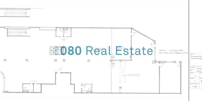 S:539-Compte Borrell 190PLANOS539-PL.ENTRESOL 539201005 (1)
